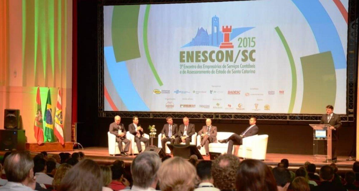 Intelidata na ENESCON 2015