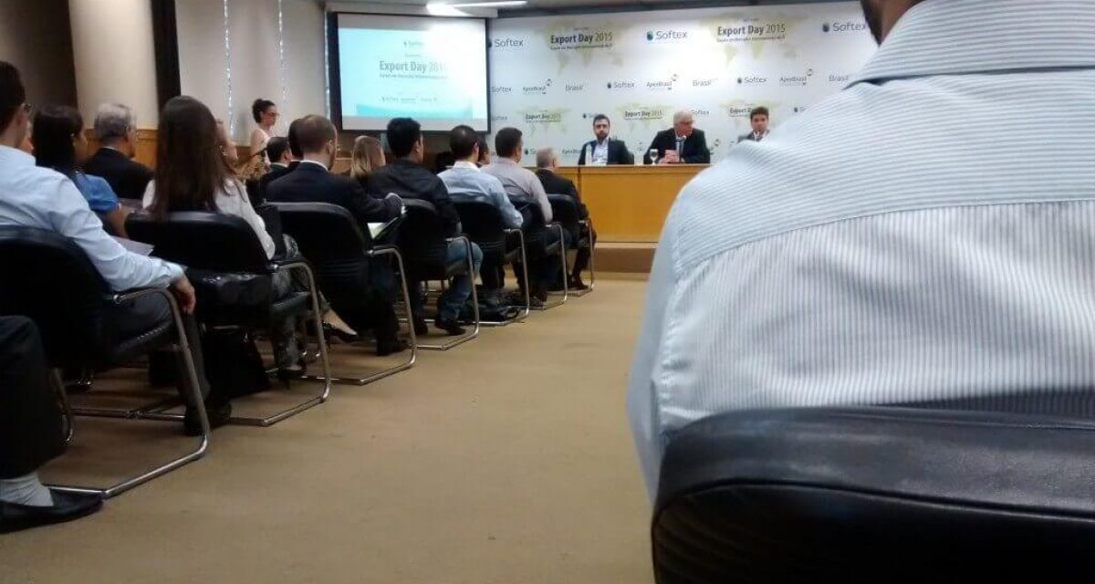 Intelidata participa da Export Day 2015