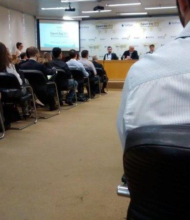 Intelidata participa da Export Day 2015