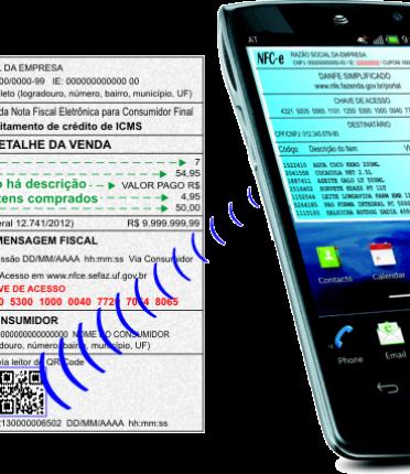 Invista na NFC-e