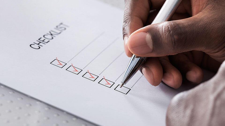 checklist-organizar-tarefas