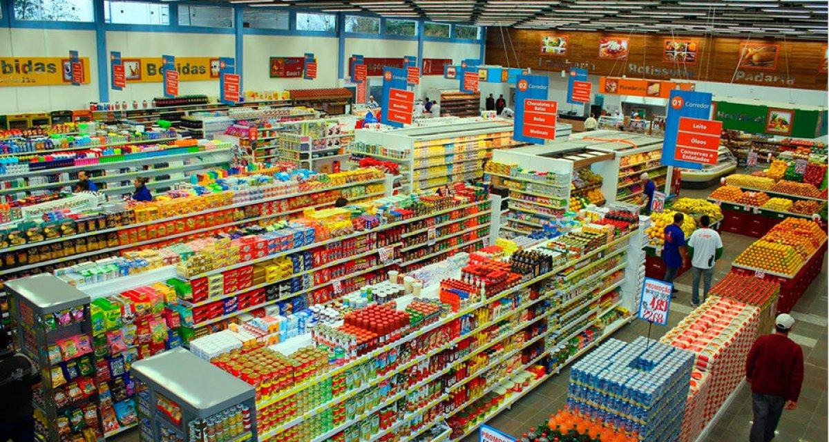 Sistema de gestão para supermercado