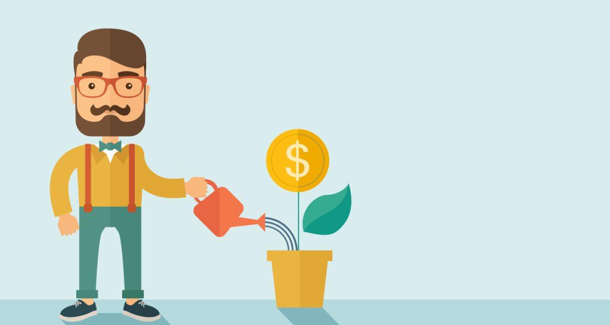 Descubra qual o investimento médio inicial para revenda