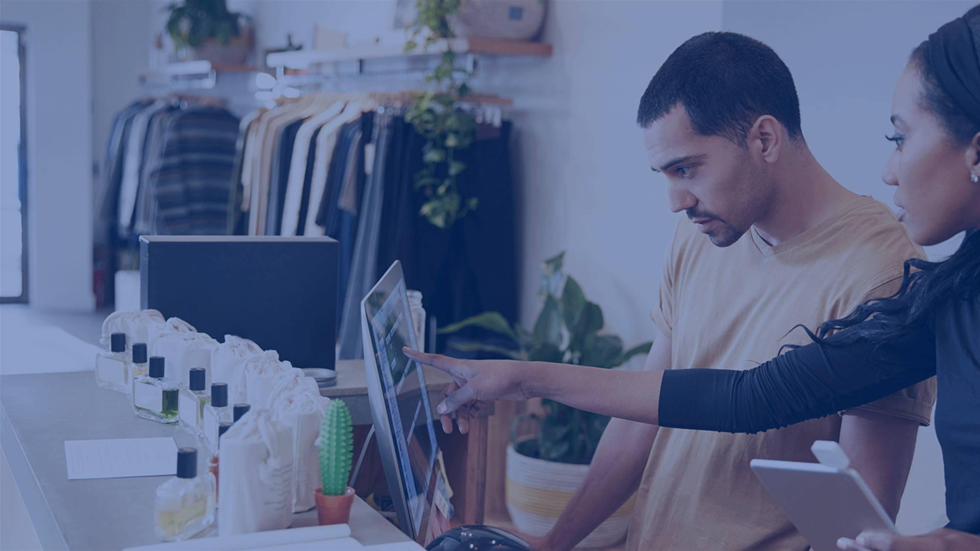 Um sistema de gestão completo <br> para impulsionar o seu negócio