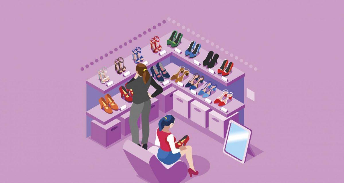 4 dicas de como vender sistema para loja de calçados