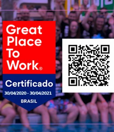 Intelidata é certificada pela 3ª vez consecutiva como Great Place to Work